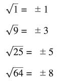 bir sayının karesi nasıl alınır: tam kareler