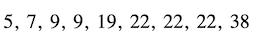 ortak sayı örneği